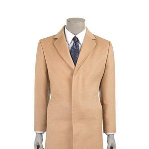 DAMAT Camel Hair Coat